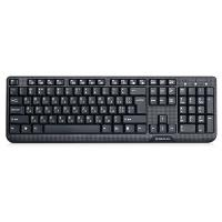 Клавиатура REAL-EL 500 Standard, PS/2, black