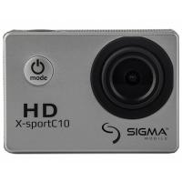 Экшн-камера Sigma Mobile X-sport C10 silver (4827798324233)