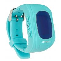 Смарт-часы ATRIX Smart watch iQ300 GPS blue