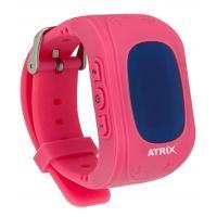 Смарт-часы ATRIX Smart watch iQ300 GPS pink