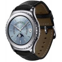Смарт-часы Samsung SM-R7320 (Gear S2 Classic Premium Edition) Platinum (SM-R7320WDASEK)