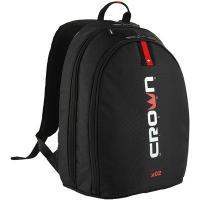 Рюкзак для ноутбука Crown 15.6 Vigorous x02 black (BPV215B)
