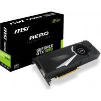 Видеокарта MSI GeForce GTX1080 8192Mb AERO OC (GTX 1080 AERO 8G OC)
