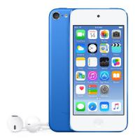 mp3 плеер Apple iPod Touch 64GB Blue (MKHE2RP/A)