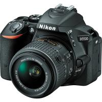 Цифровой фотоаппарат Nikon D5500 + AF-P 18-55VR KIT (VBA440K006)