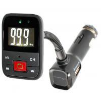 Автомобильный MP3-FM модулятор Grand-X CUFM29GRX Black