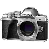 Цифровой фотоаппарат OLYMPUS E-M10 mark III Body silver (V207070SE000)
