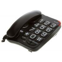 Телефон TEXET TX-201 Black (TX-201)