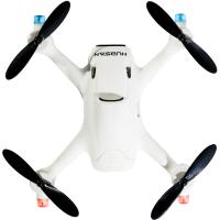 Квадрокоптер Hubsan H107C+ X4 2.4ГГц 4CH RC белый (H107C+ White HD Camera)