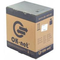 Кабель сетевой OK-Net UTP 500м 2 пары внешний (КПП-ВП (100) 2х2х0,50)