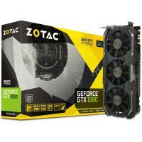 Видеокарта ZOTAC GeForce GTX1080 8192Mb AMP Extreme (ZT-P10800B-10P)