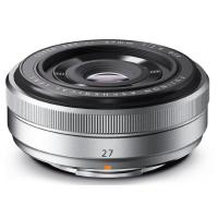 Объектив Fujifilm XF 27mm F2.8 Silver (16401581)
