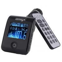 Автомобильный MP3-FM модулятор CUFM24GRX black SD/USB Grand-X (CUFM24GRX black)