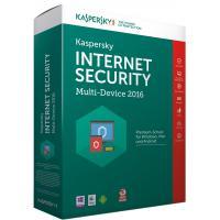 Программная продукция Kaspersky Internet Security 2016 Multi-Device 1+1 ПК 1 год Base Box (KL1941OBAFS16)