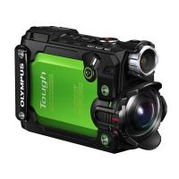 Экшн-камера OLYMPUS TG-Tracker Green (Waterproof - 30m; Wi-Fi; GPS) (V104180EE000)