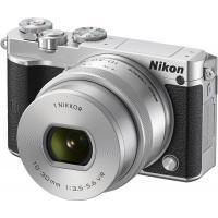 Цифровой фотоаппарат Nikon 1 J5 +10-30mm PD-Zoom KIT Silver (VVA243K001)