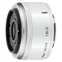 Объектив Nikon 1 Nikkor 18.5mm f/1.8 White (JVA102DB)