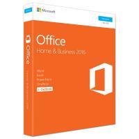 Программная продукция Microsoft Office 2016 Home and Business English (T5D-02710)