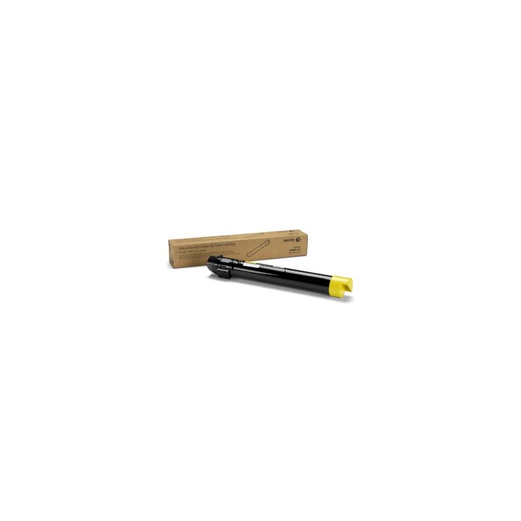 Тонер-картридж XEROX Color 550/560 Yellow (006R01530)