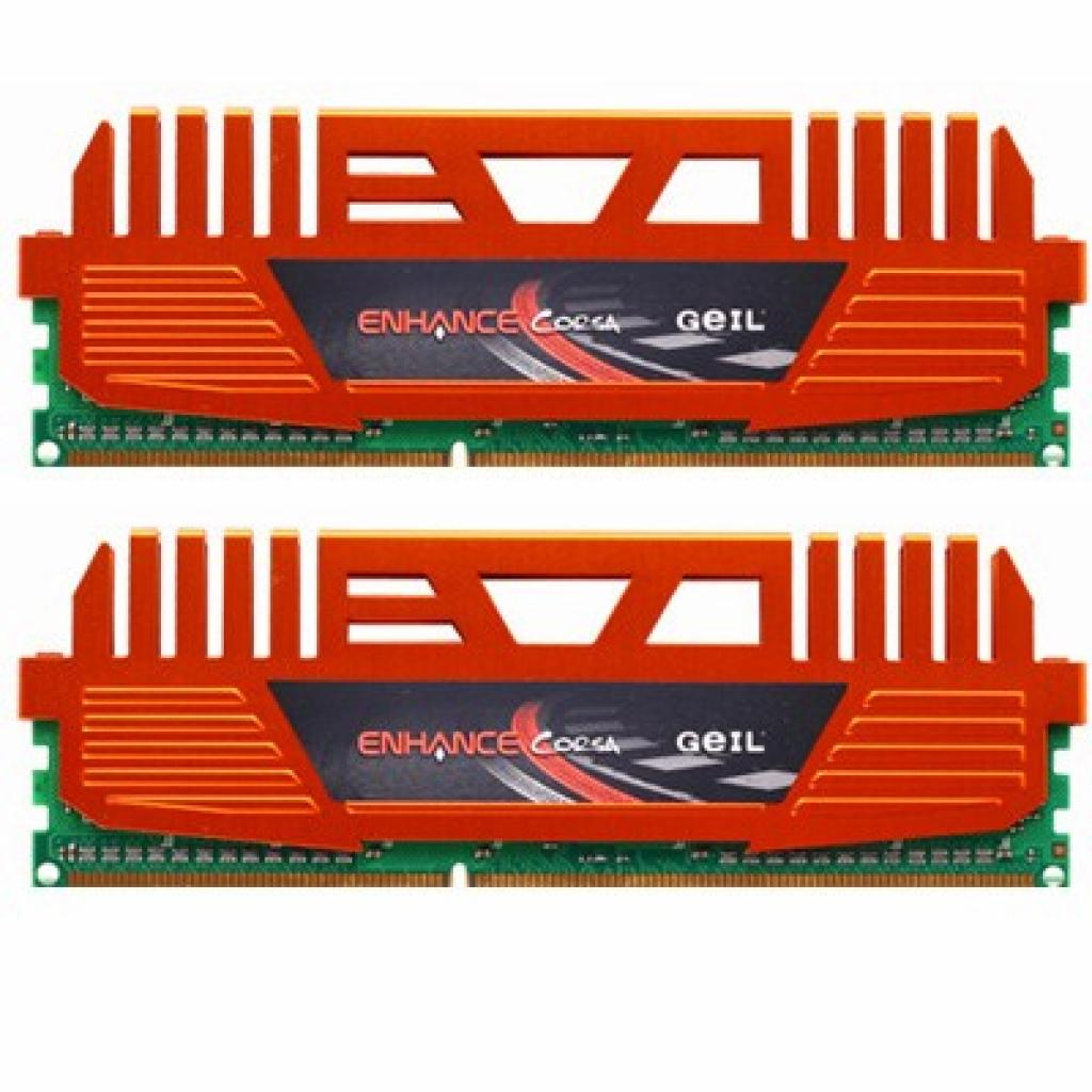 Модуль памяти для компьютера DDR3 8GB (2x4GB) 1333 MHz GEIL (GEC38GB1333C9DC)