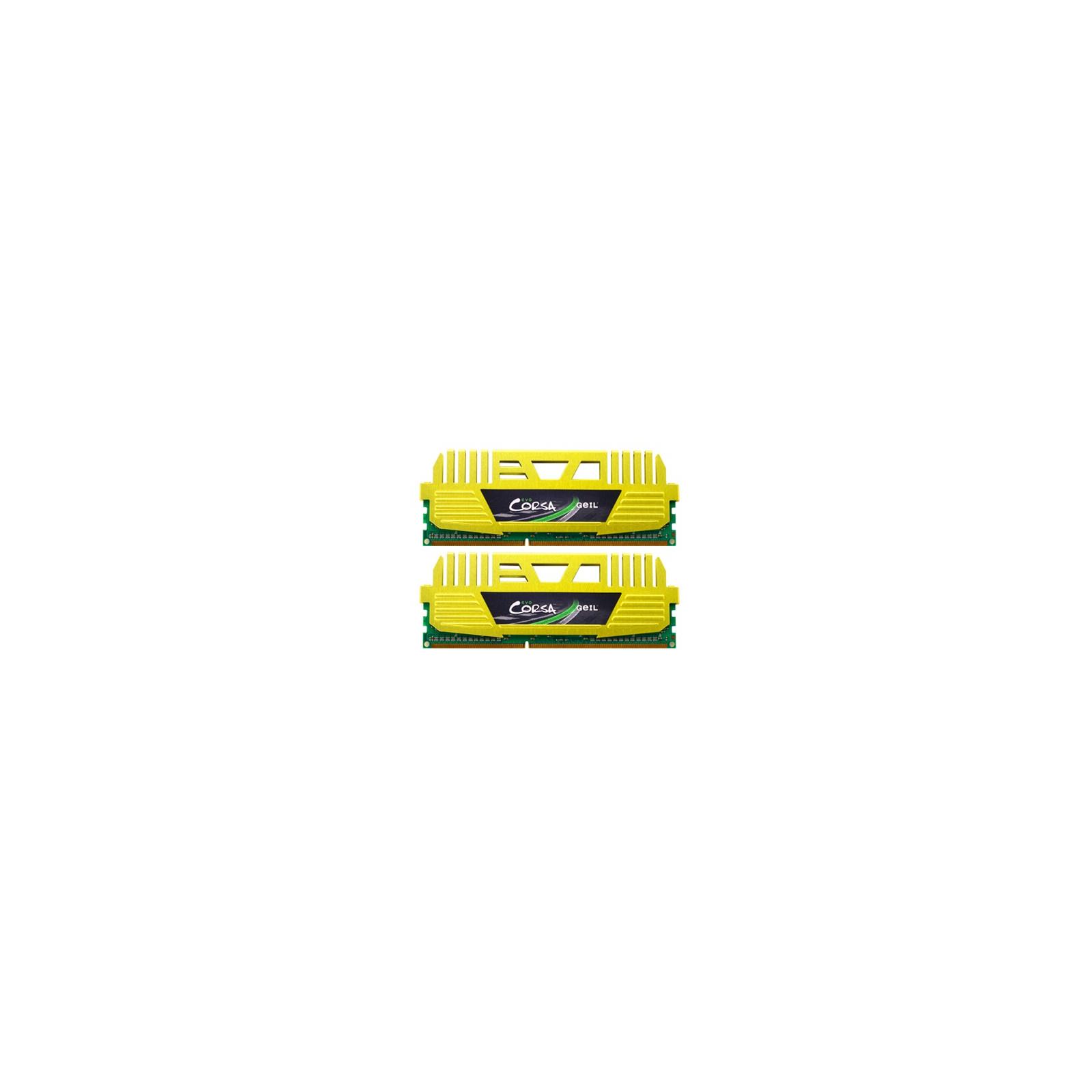 Модуль памяти для компьютера DDR3 8GB (2x4GB) 2400 MHz GEIL (GOC38GB2400C10DC)