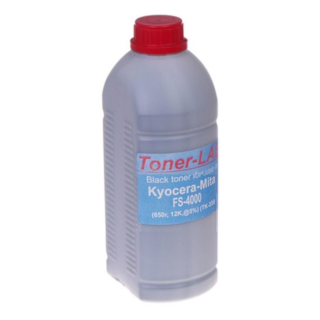 Тонер Kyocera TK-330 (650г/12K/@5%) _ (TonerLab 290310)