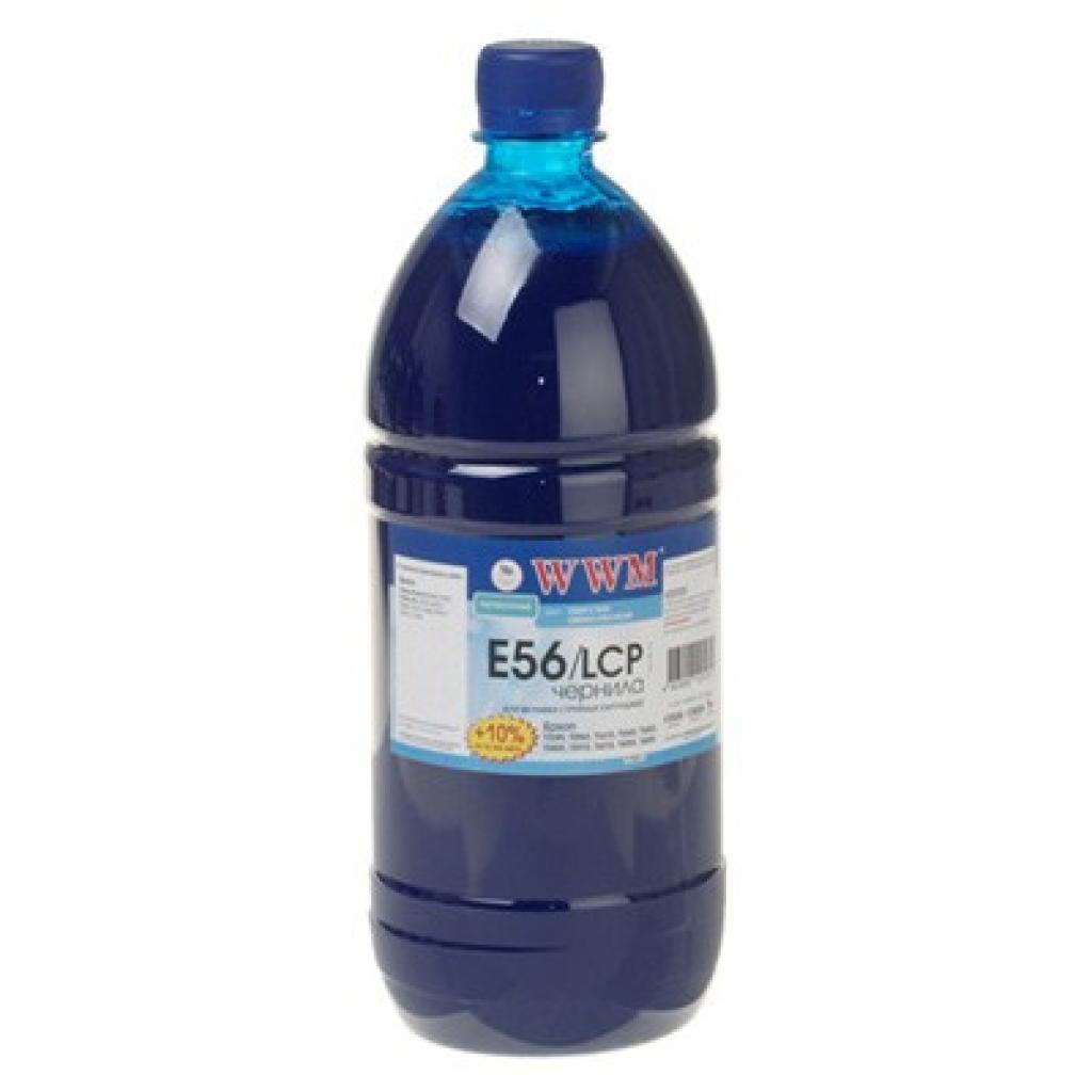 Чернила WWM EPSON R2400/Pro7800 Light Cyan Pigm (E56/LCP)