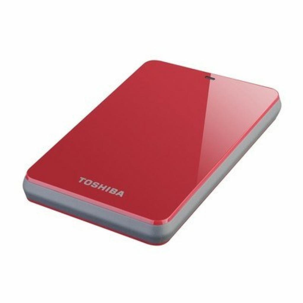 """Внешний жесткий диск 2.5"""" 500GB TOSHIBA (HDTC605ER3A1)"""
