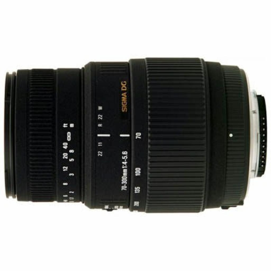 Объектив Sigma 70-300mm f/4-5.6 DG OS for Nikon (572955)