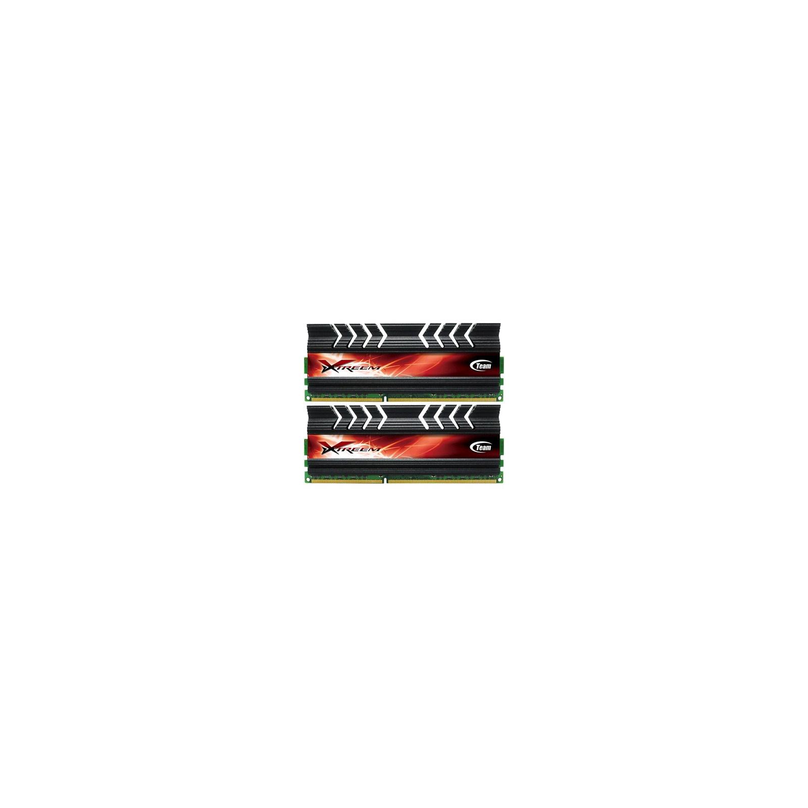 Модуль памяти для компьютера DDR3 4GB (2x2GB) 2000 MHz Team (TXD34G2000HC9KDC01)