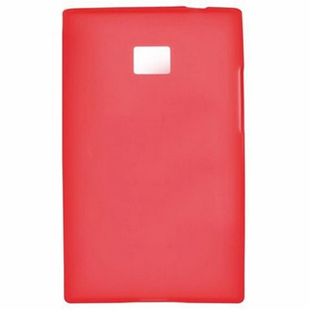 Чехол для моб. телефона Drobak для LG Optimus L3 E400 /Elastic PU (211507)