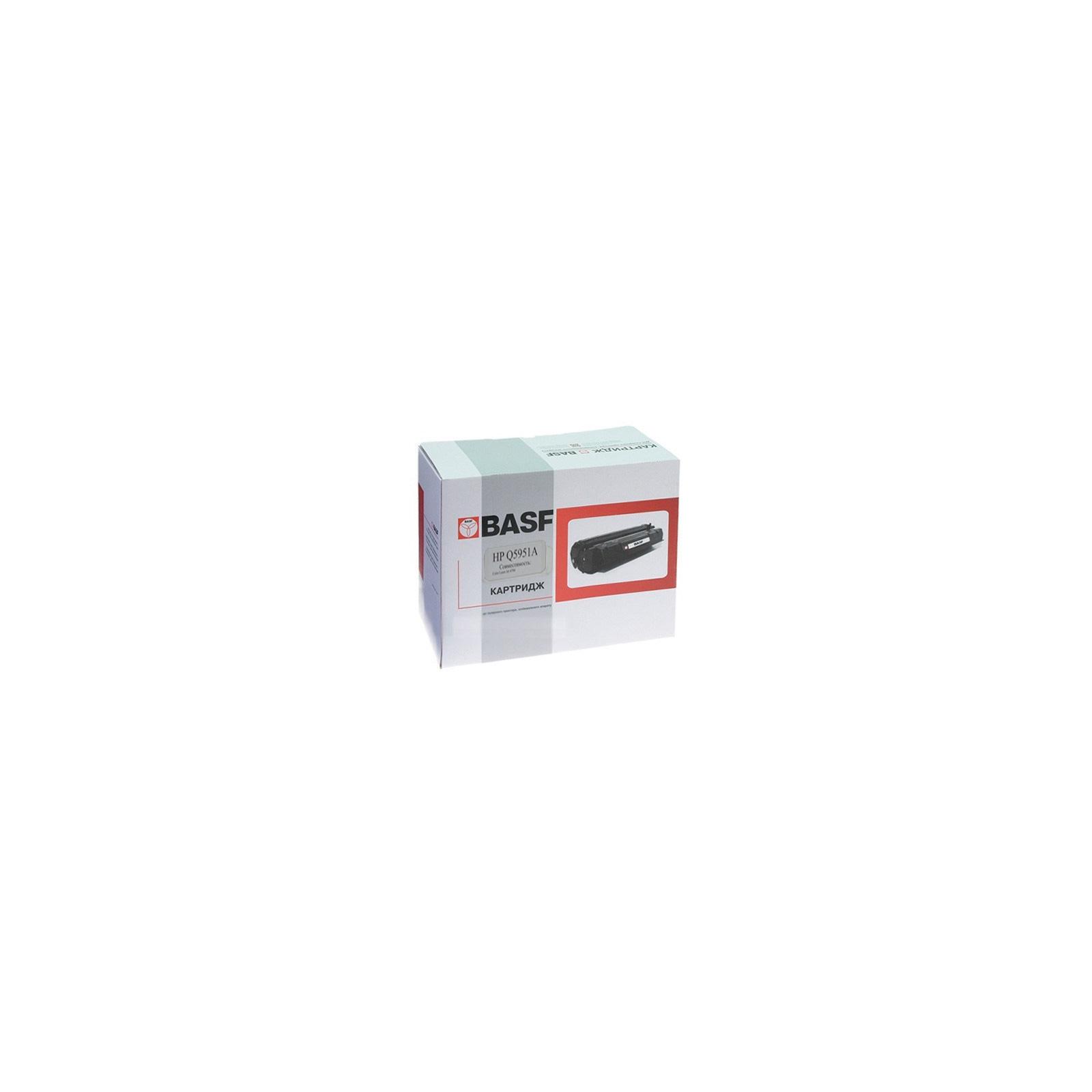 Картридж BASF для HP CLJ 4700 Cyan (BQ5951)