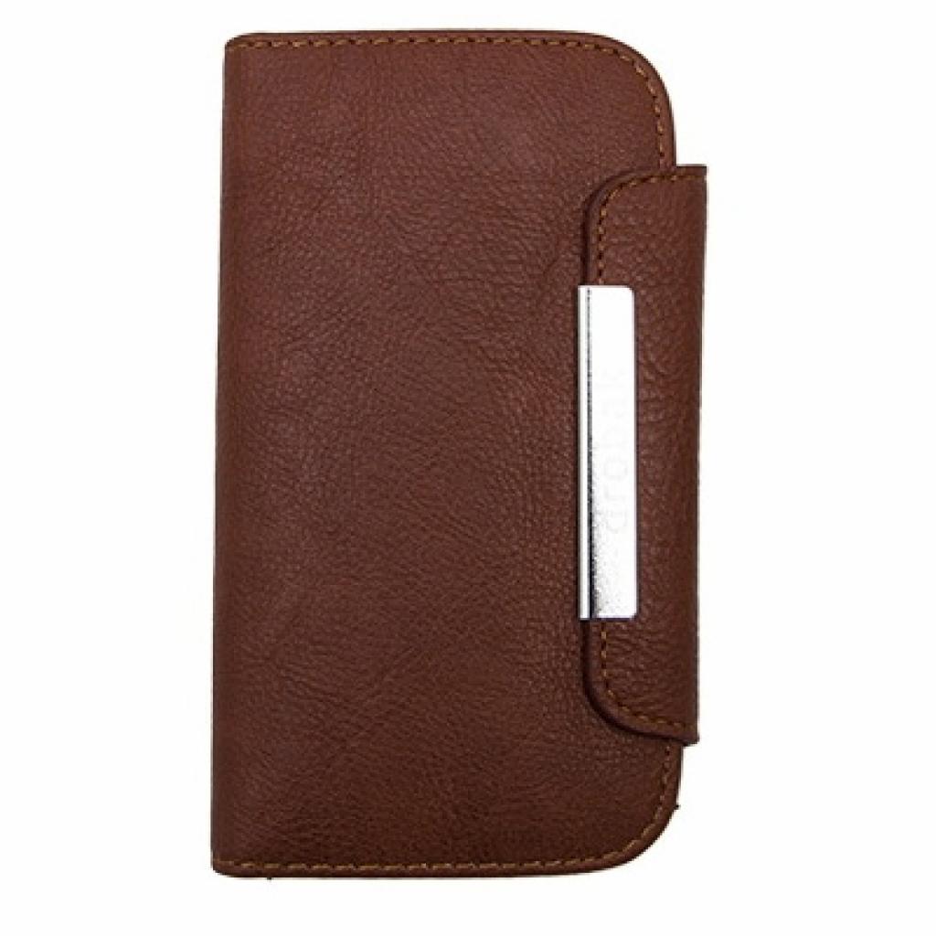 Чехол для моб. телефона Drobak для Samsung I8262 Galaxy Core /Fresh Style/Brown (215264)