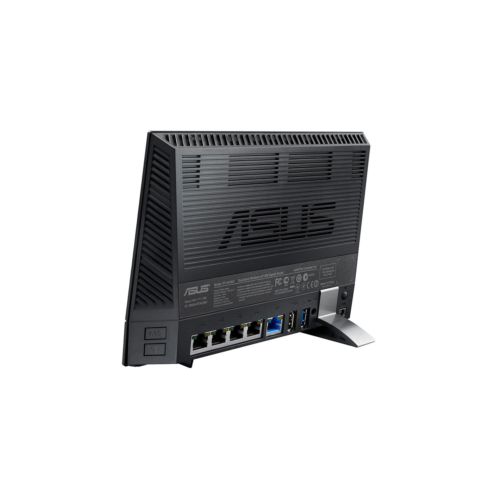Маршрутизатор ASUS RT-AC56U изображение 5