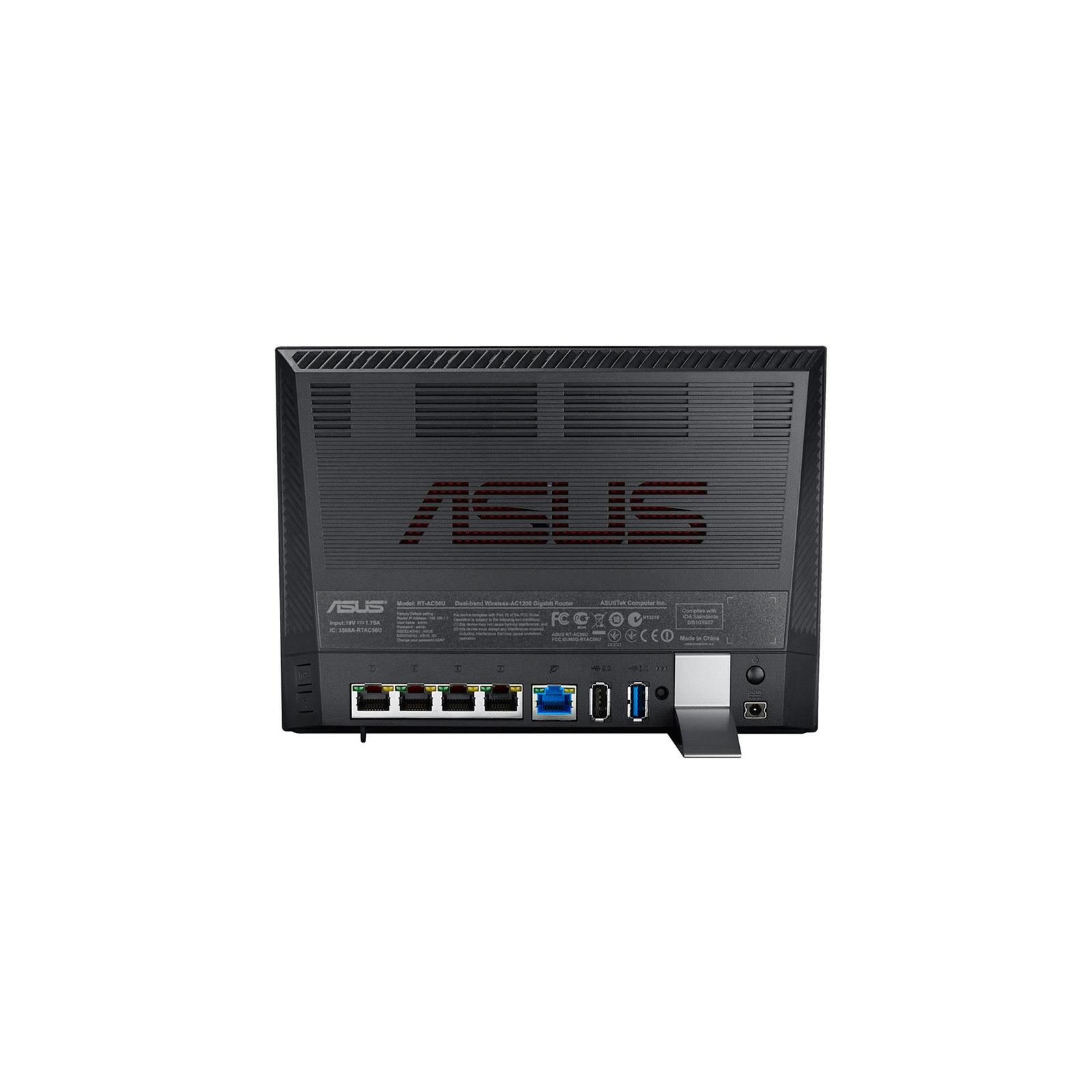 Маршрутизатор ASUS RT-AC56U изображение 6