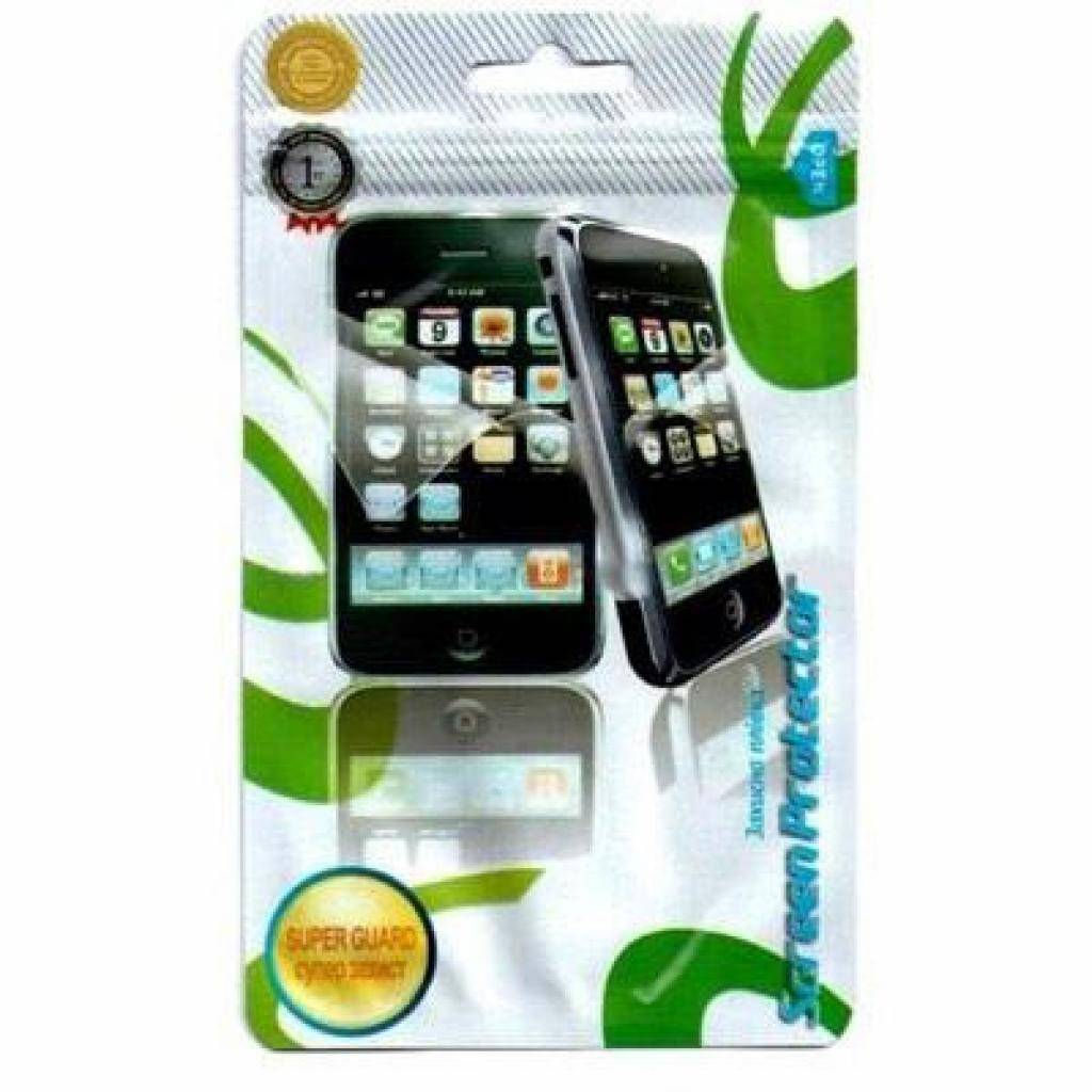 Пленка защитная Mobiking iPhone 5 (20115)