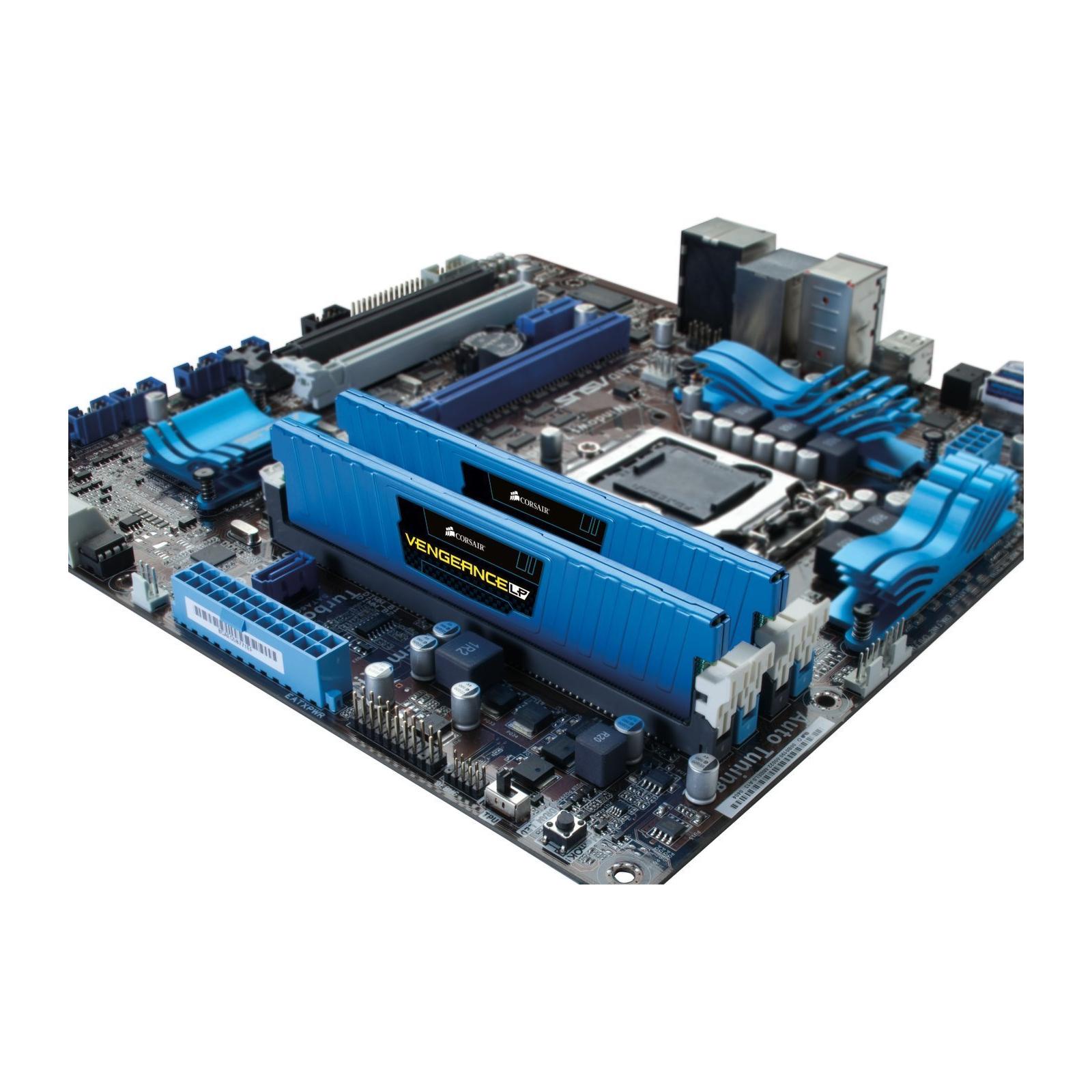 Модуль памяти для компьютера DDR3 16GB (2x8GB) 1600 MHz CORSAIR (CML16GX3M2A1600C10B) изображение 2