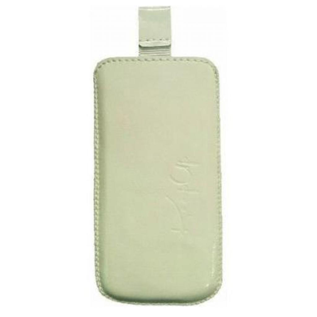 Чехол для моб. телефона KeepUp для Samsung S6102 Galaxy Y white/pouch (00-00000953)
