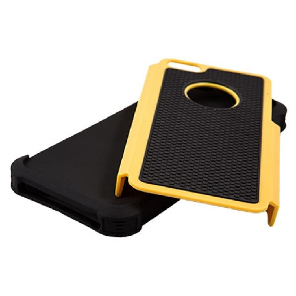 Чехол для моб. телефона Drobak для Apple Iphone 5c/Anti-Shock/Yellow (210272) изображение 2