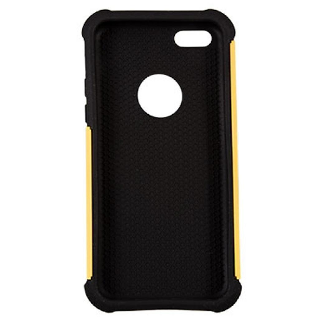 Чехол для моб. телефона Drobak для Apple Iphone 5c/Anti-Shock/Yellow (210272) изображение 3
