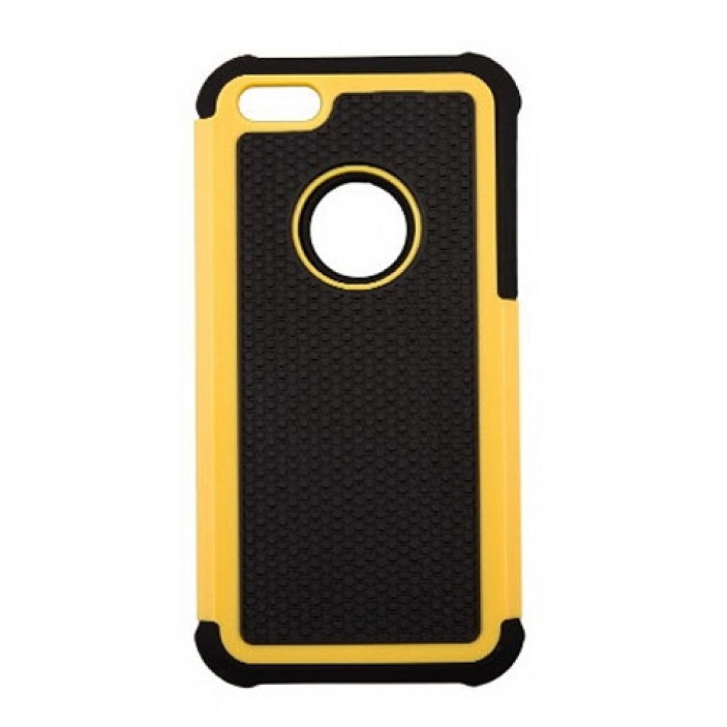 Чехол для моб. телефона Drobak для Apple Iphone 5c/Anti-Shock/Yellow (210272)