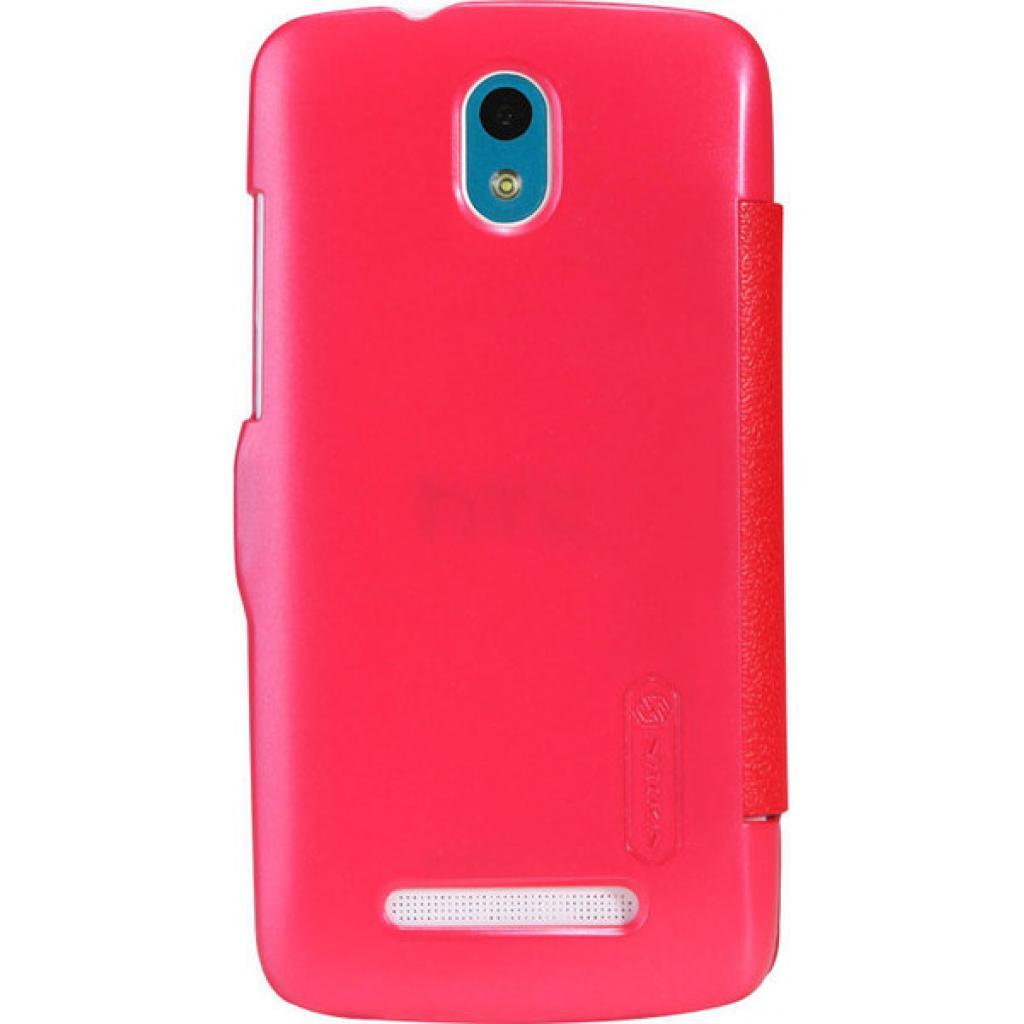 Чехол для моб. телефона NILLKIN для HTC Desire 500 /Fresh/ Leather/Red (6088695) изображение 2