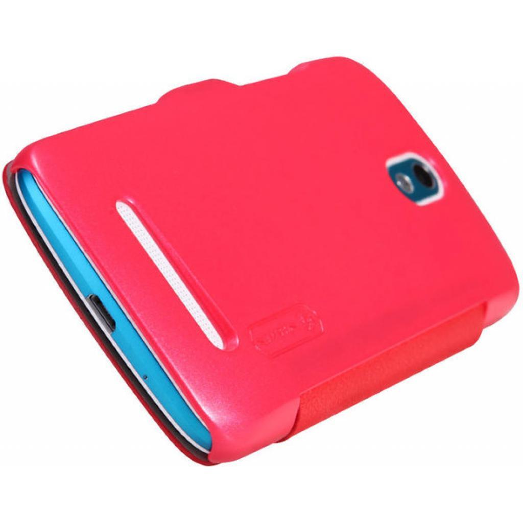 Чехол для моб. телефона NILLKIN для HTC Desire 500 /Fresh/ Leather/Red (6088695) изображение 5