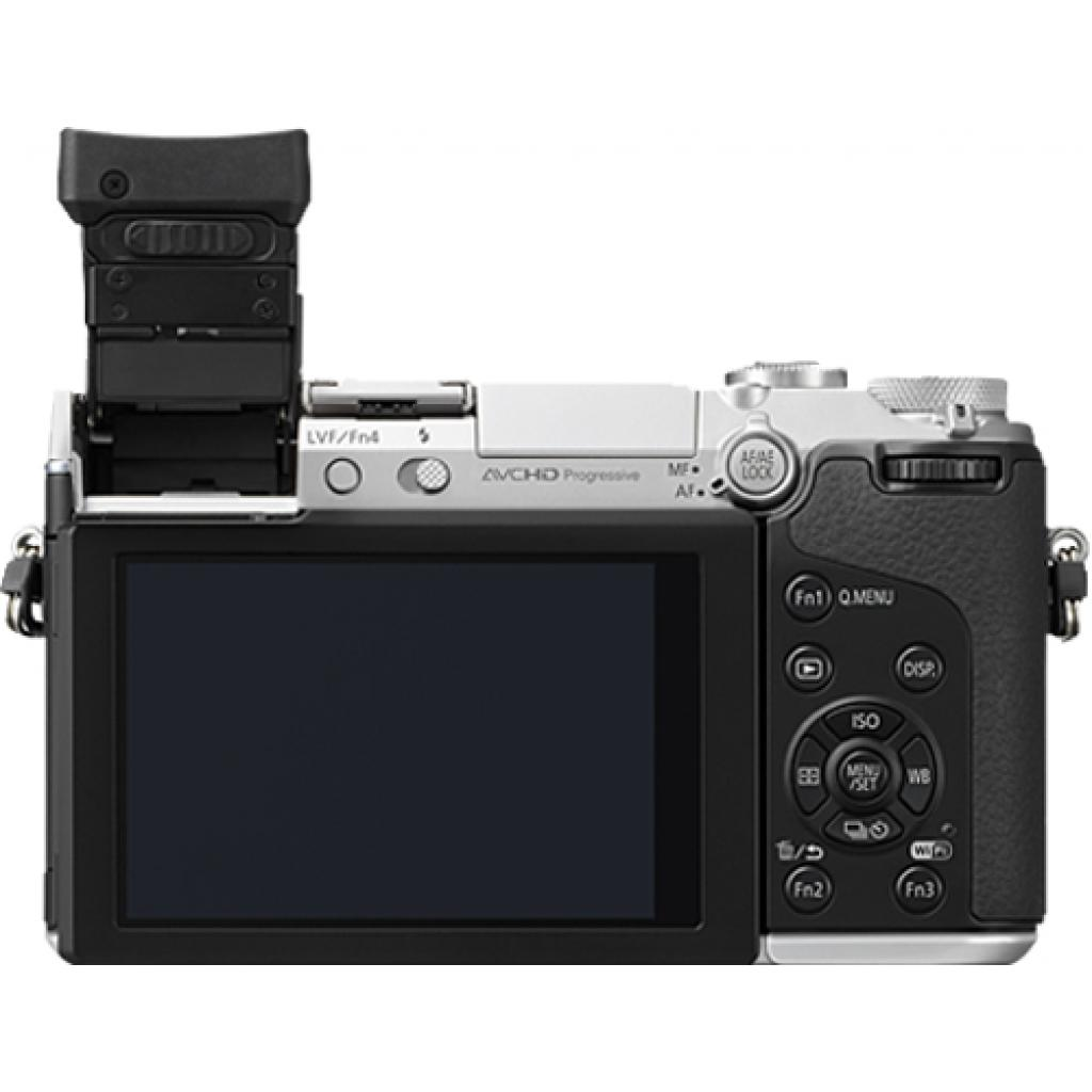 Цифровой фотоаппарат PANASONIC DMC-GX7 Kit 14-42mm Silver (DMC-GX7KEE-S) изображение 10