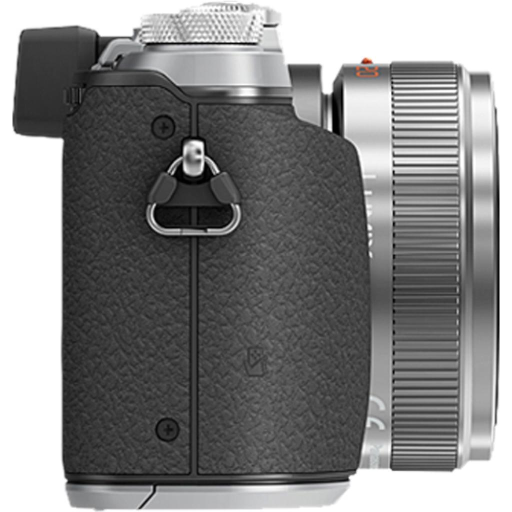 Цифровой фотоаппарат PANASONIC DMC-GX7 Kit 14-42mm Silver (DMC-GX7KEE-S) изображение 4