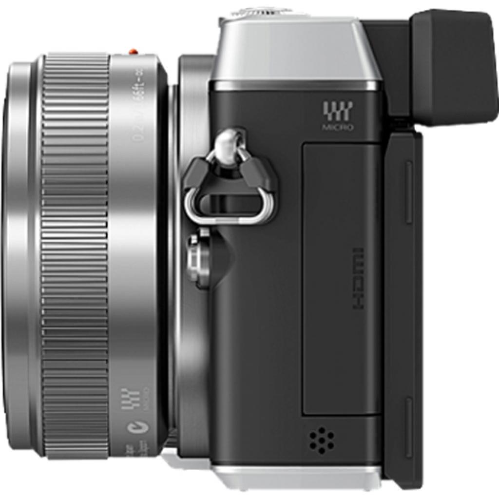 Цифровой фотоаппарат PANASONIC DMC-GX7 Kit 14-42mm Silver (DMC-GX7KEE-S) изображение 5