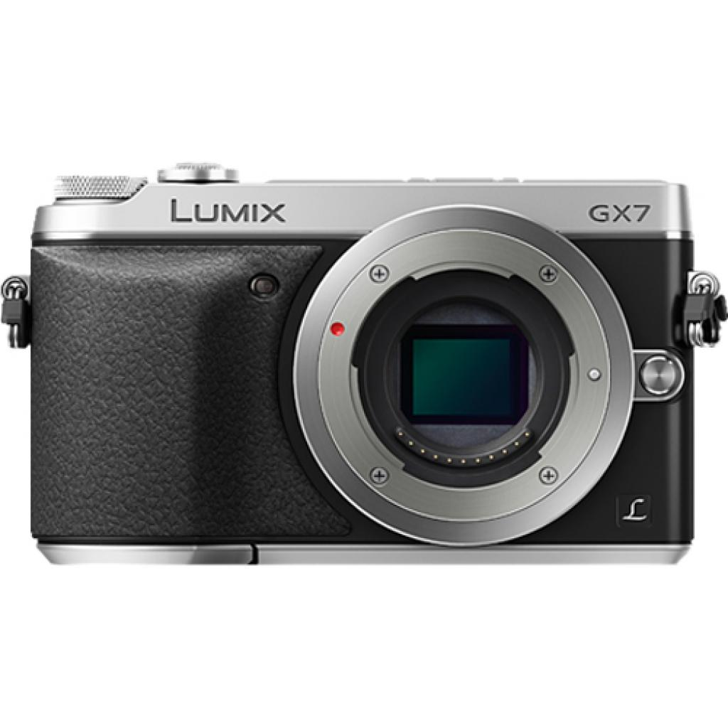 Цифровой фотоаппарат PANASONIC DMC-GX7 Kit 14-42mm Silver (DMC-GX7KEE-S) изображение 7