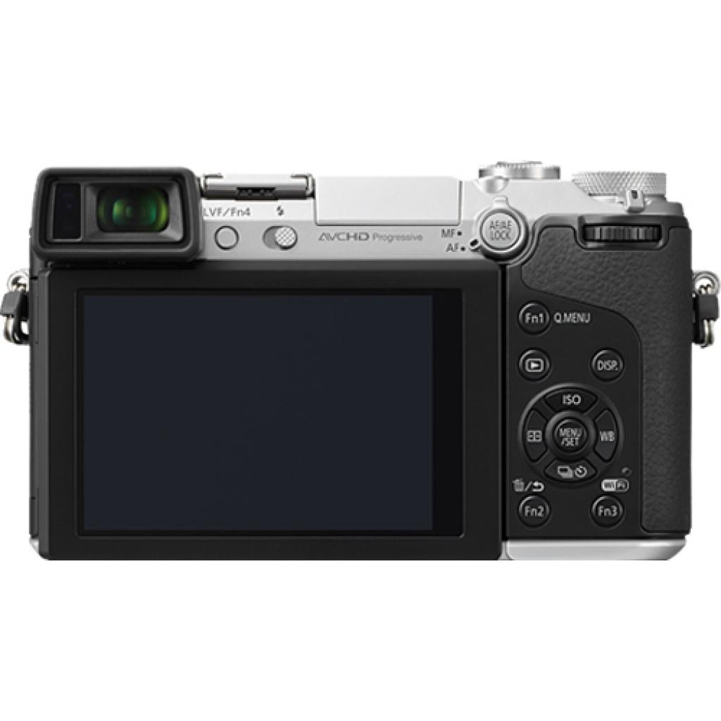 Цифровой фотоаппарат PANASONIC DMC-GX7 Kit 14-42mm Silver (DMC-GX7KEE-S) изображение 8