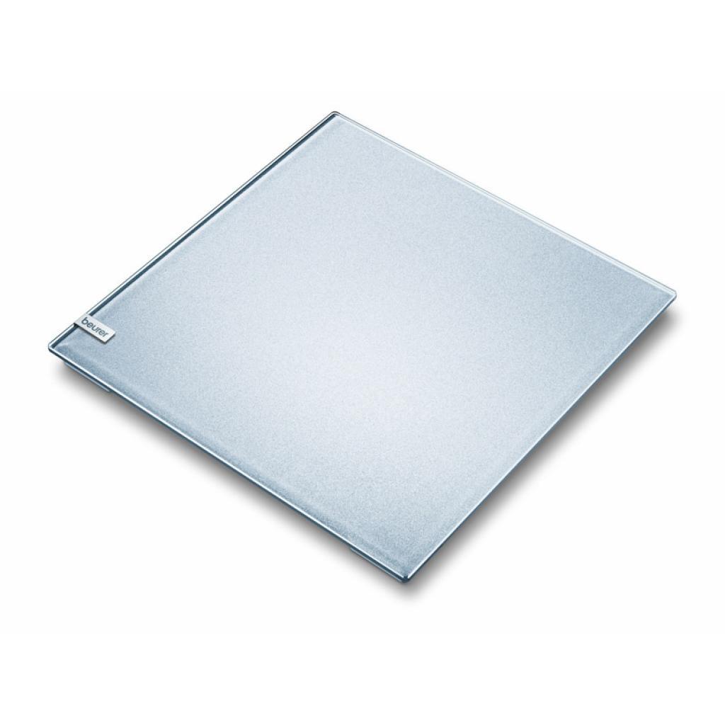 Весы напольные BEURER GS 40 Magic Plain Silver (4211125/744.21/2) изображение 2