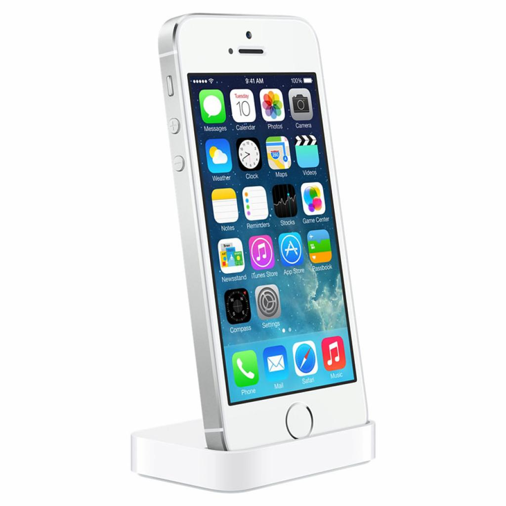 Док-станция Apple для iPhone 5/iPhone 5s (MF030ZM/A) изображение 2